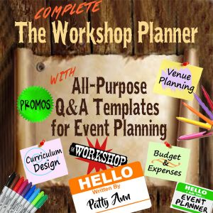 The Workshop Planner