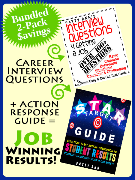 100 interview questions star guide