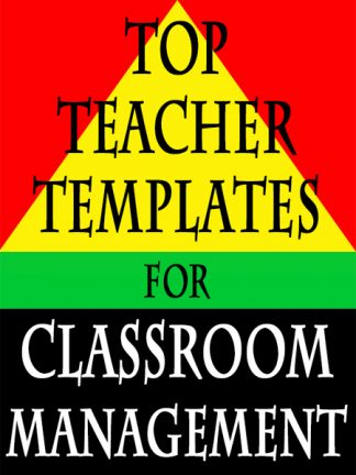 Teacher Templates & Guides
